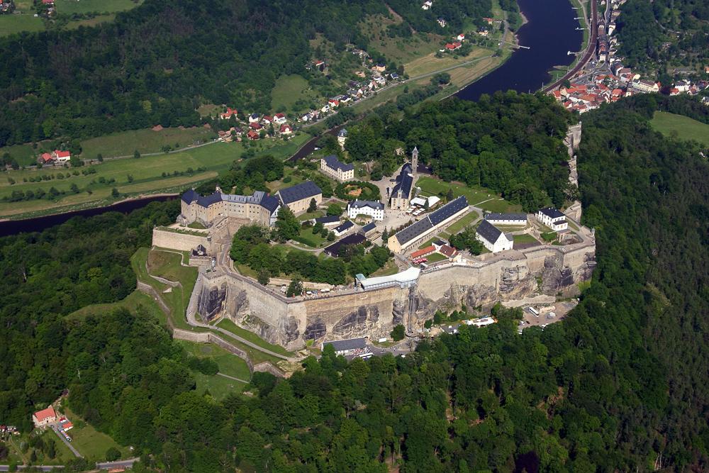 Festung Königstein 30