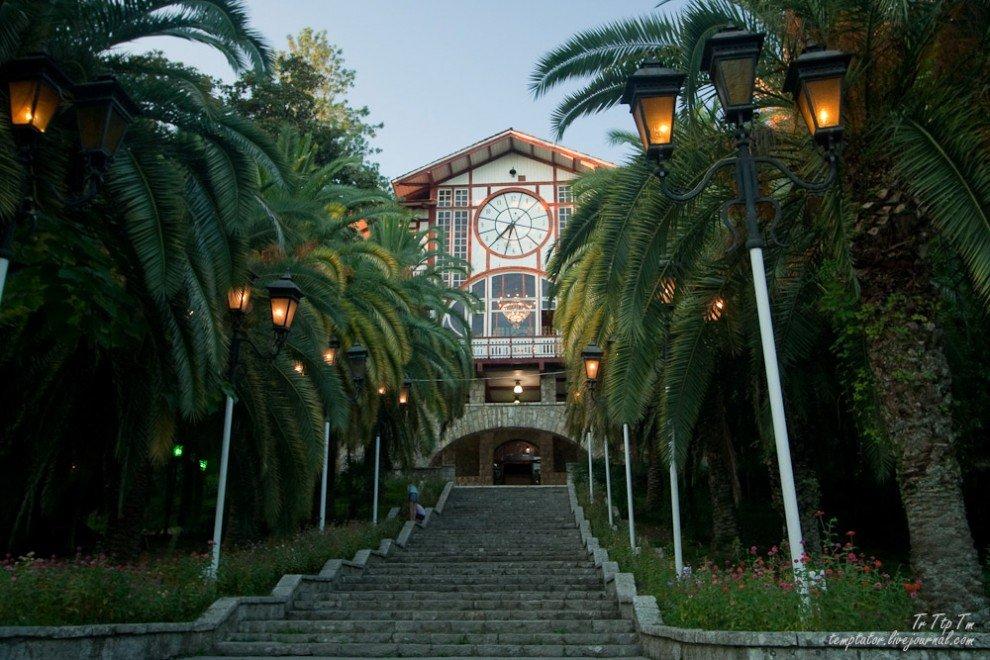Forgotten resorts of Abkhazia_1