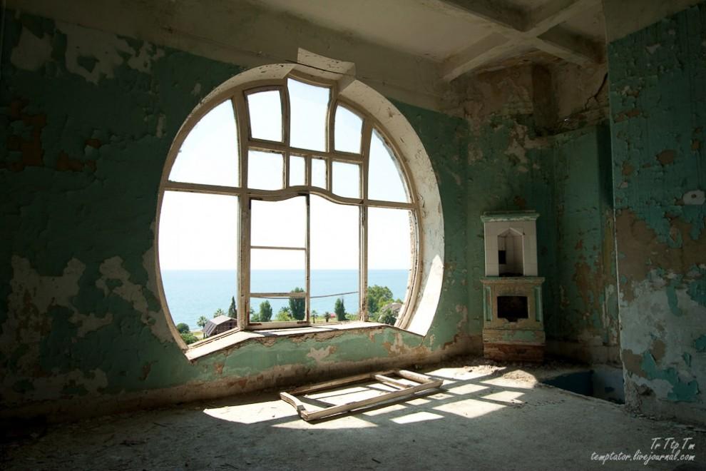 Forgotten resorts of Abkhazia_16