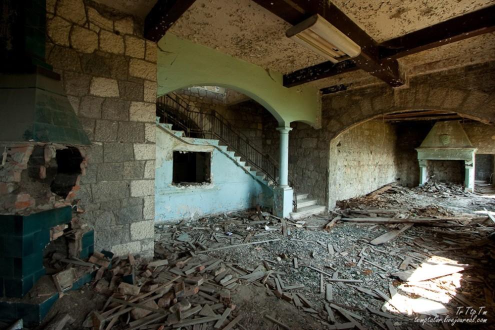 Forgotten resorts of Abkhazia_18