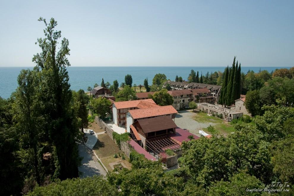 Forgotten resorts of Abkhazia_19