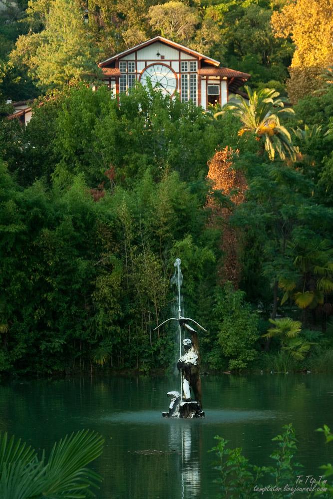 Forgotten resorts of Abkhazia_22