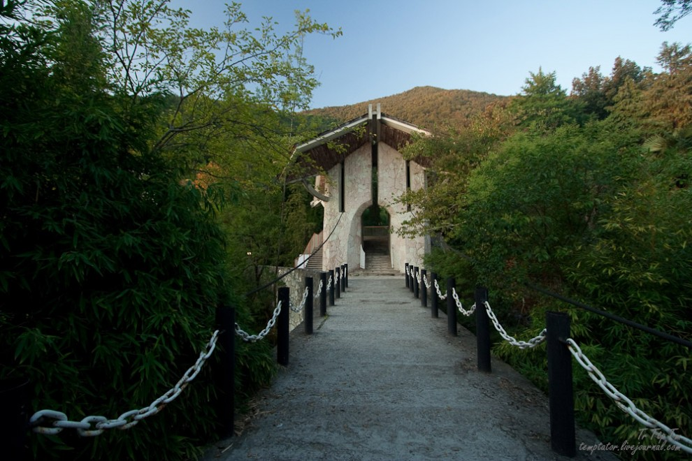 Forgotten resorts of Abkhazia_23