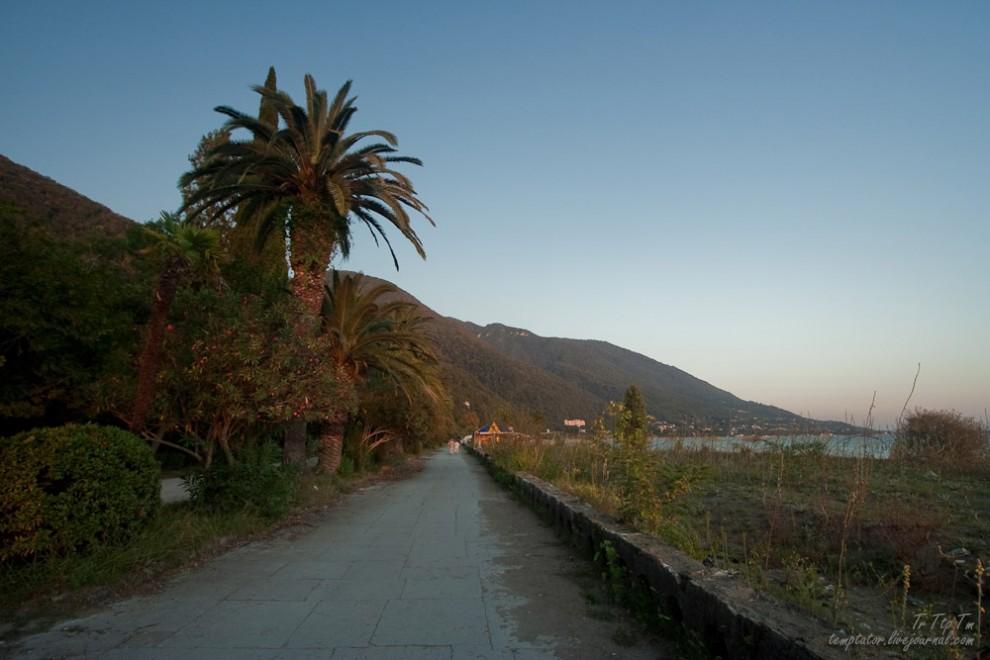 Forgotten resorts of Abkhazia_25