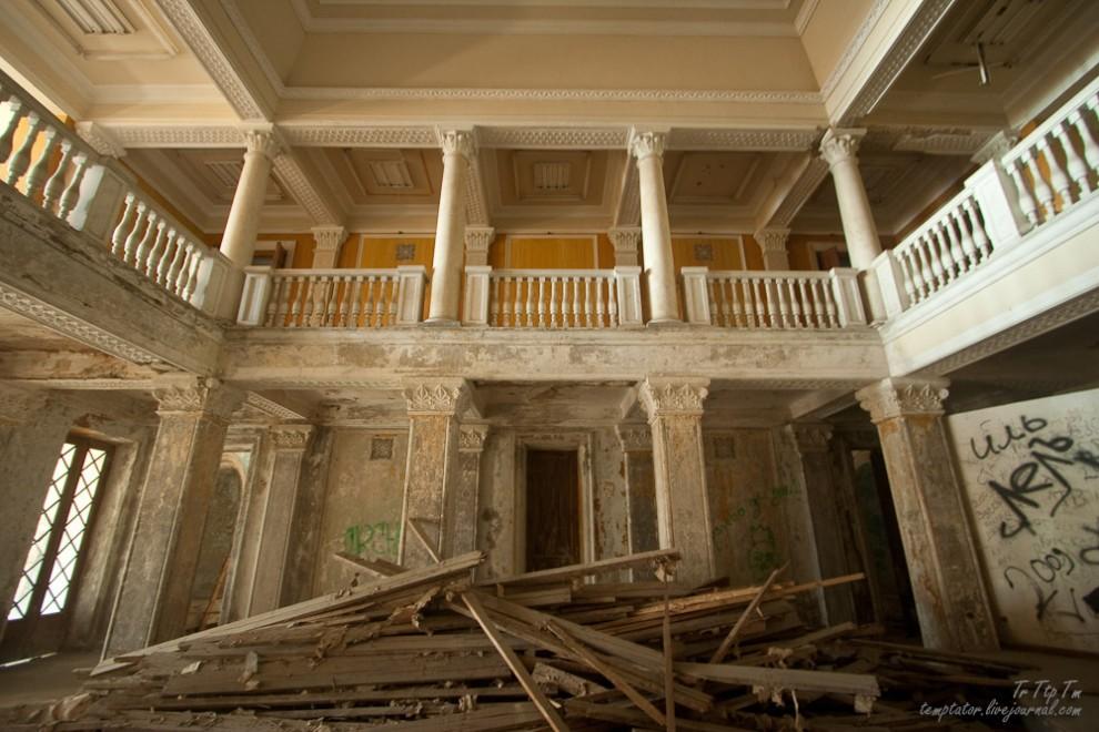 Forgotten resorts of Abkhazia_28