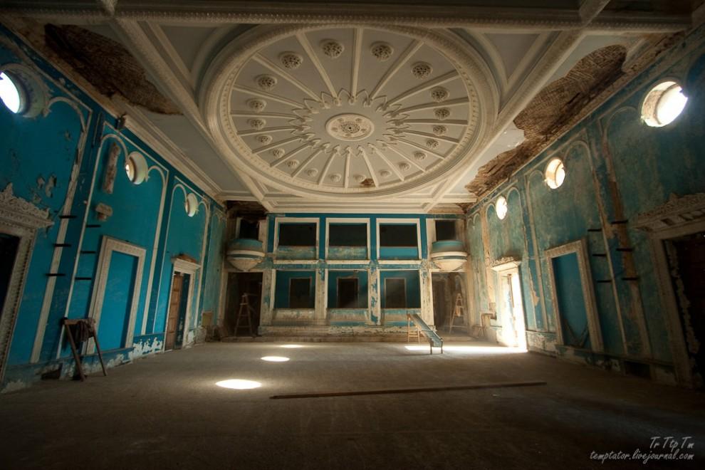 Forgotten resorts of Abkhazia_29