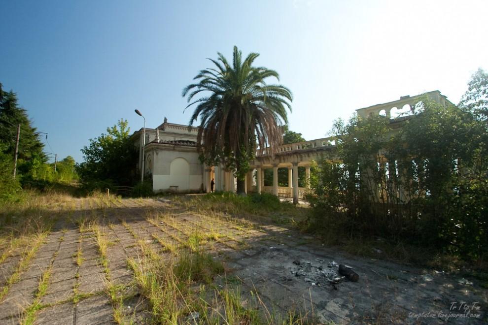 Forgotten resorts of Abkhazia_30