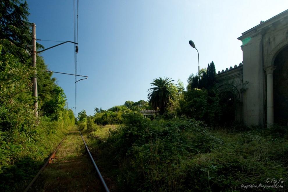 Forgotten resorts of Abkhazia_31