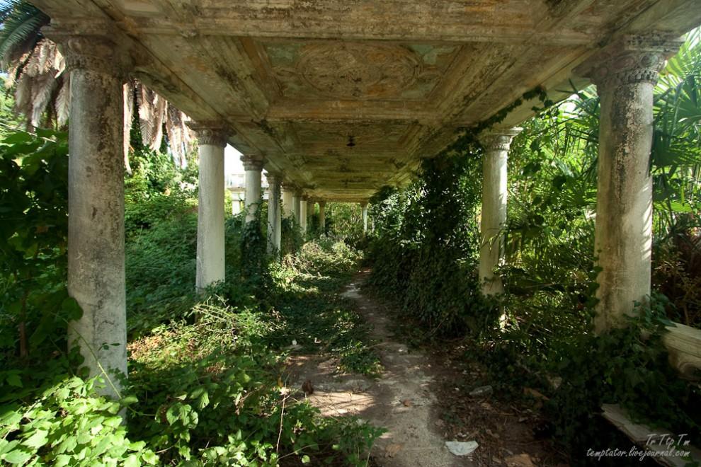 Forgotten resorts of Abkhazia_32