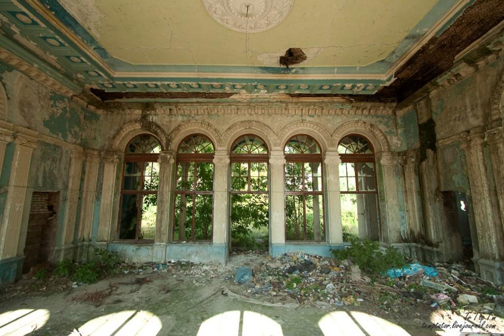 Forgotten resorts of Abkhazia_33