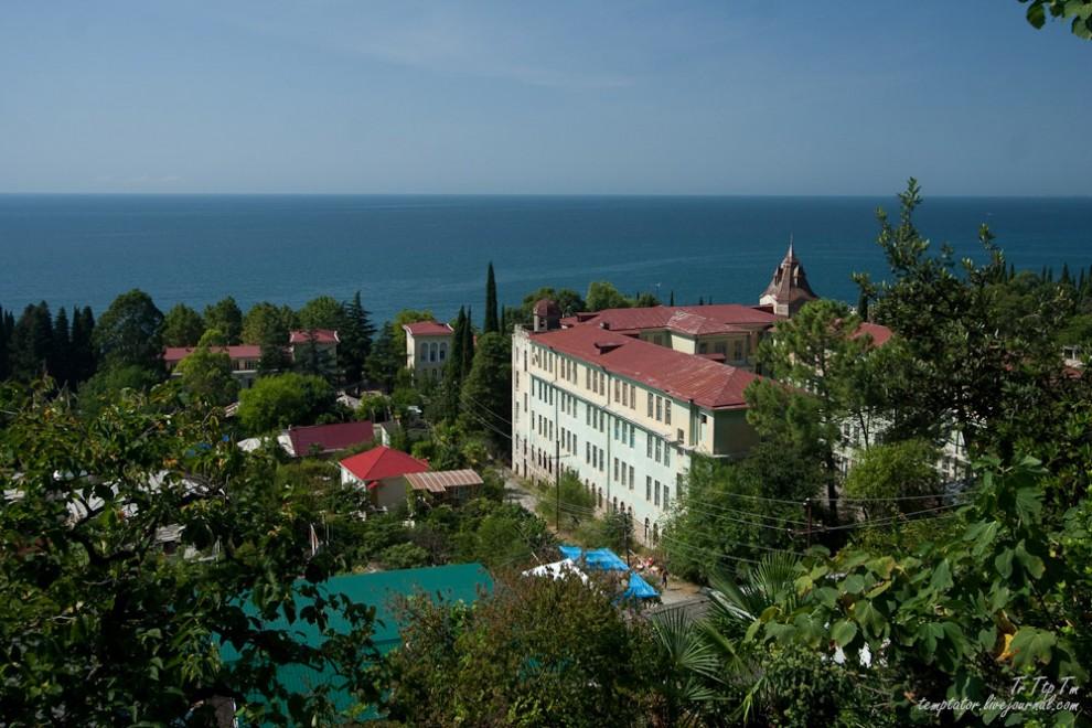 Forgotten resorts of Abkhazia_34