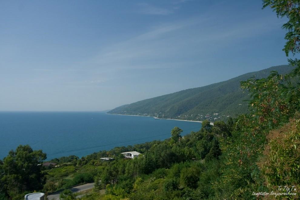 Forgotten resorts of Abkhazia_35