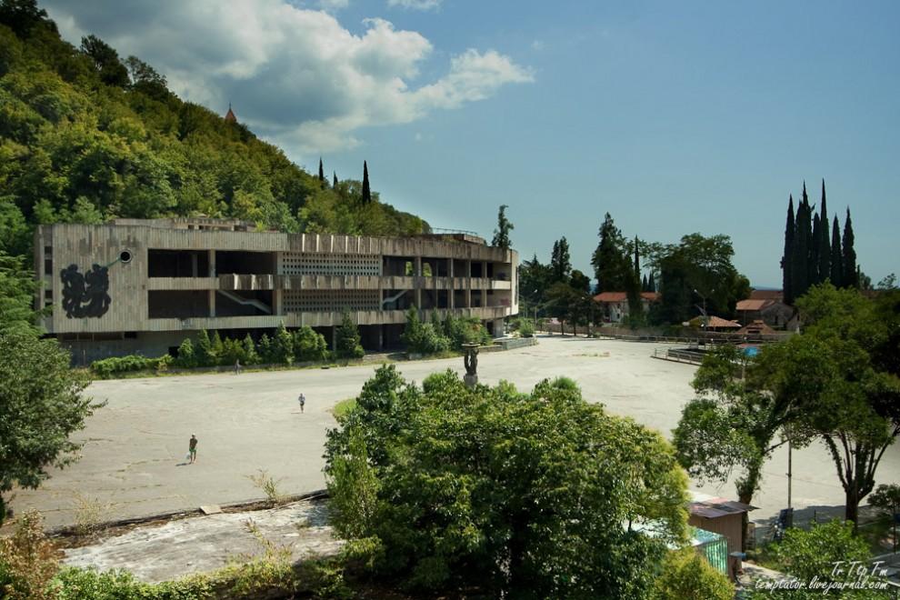 Forgotten resorts of Abkhazia_4