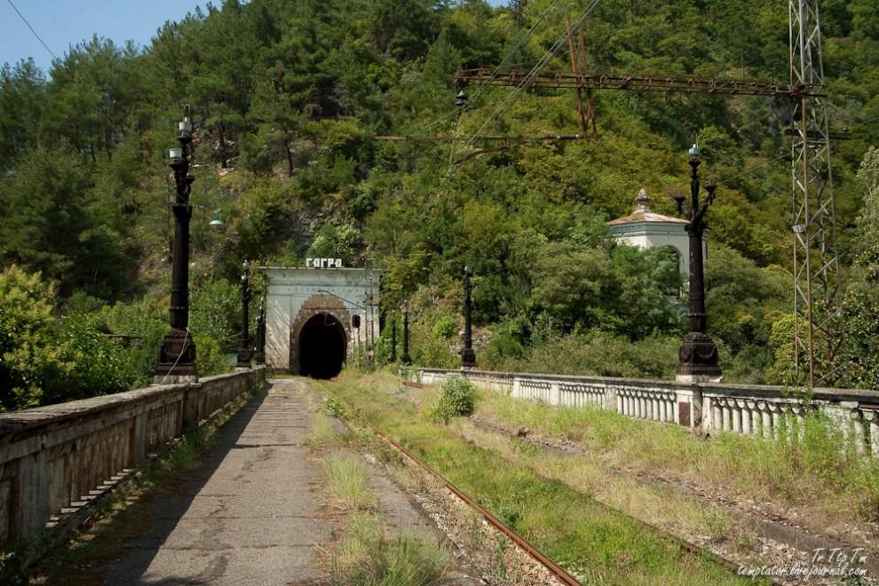 Forgotten resorts of Abkhazia_6