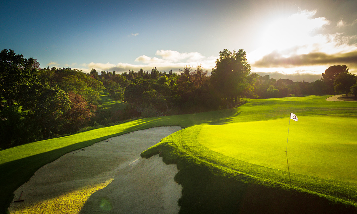 Golf course from R. Brad Knipstein 01
