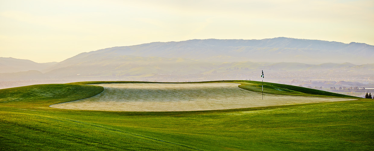 Golf course from R. Brad Knipstein 05