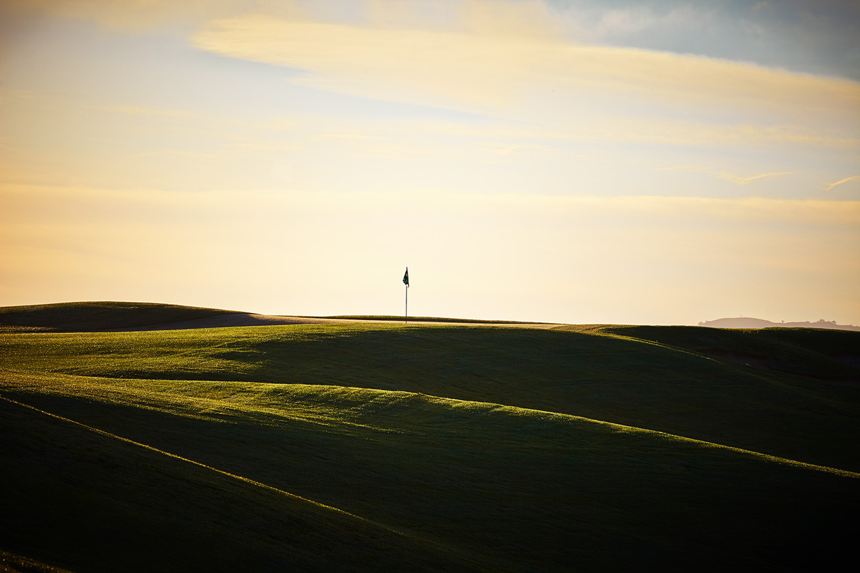 Golf course from R. Brad Knipstein 08