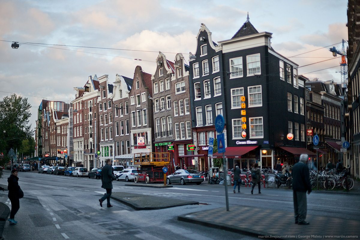 Great walk through Amsterdam 28