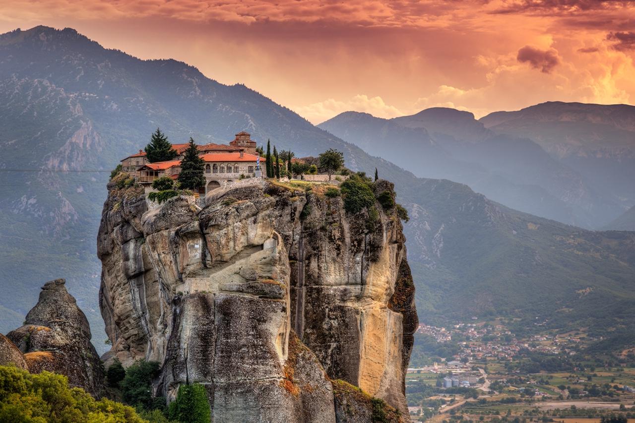 Greek Meteora 11