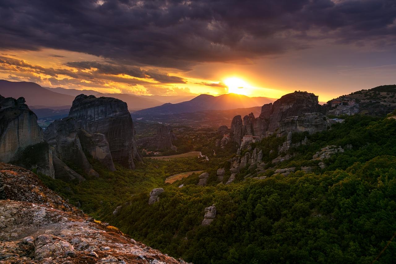 Greek Meteora 12