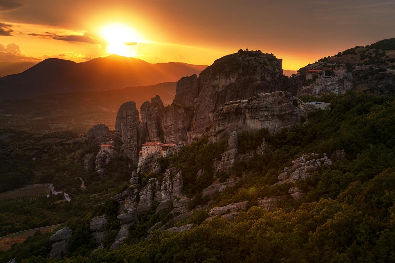 Greek Meteora 13