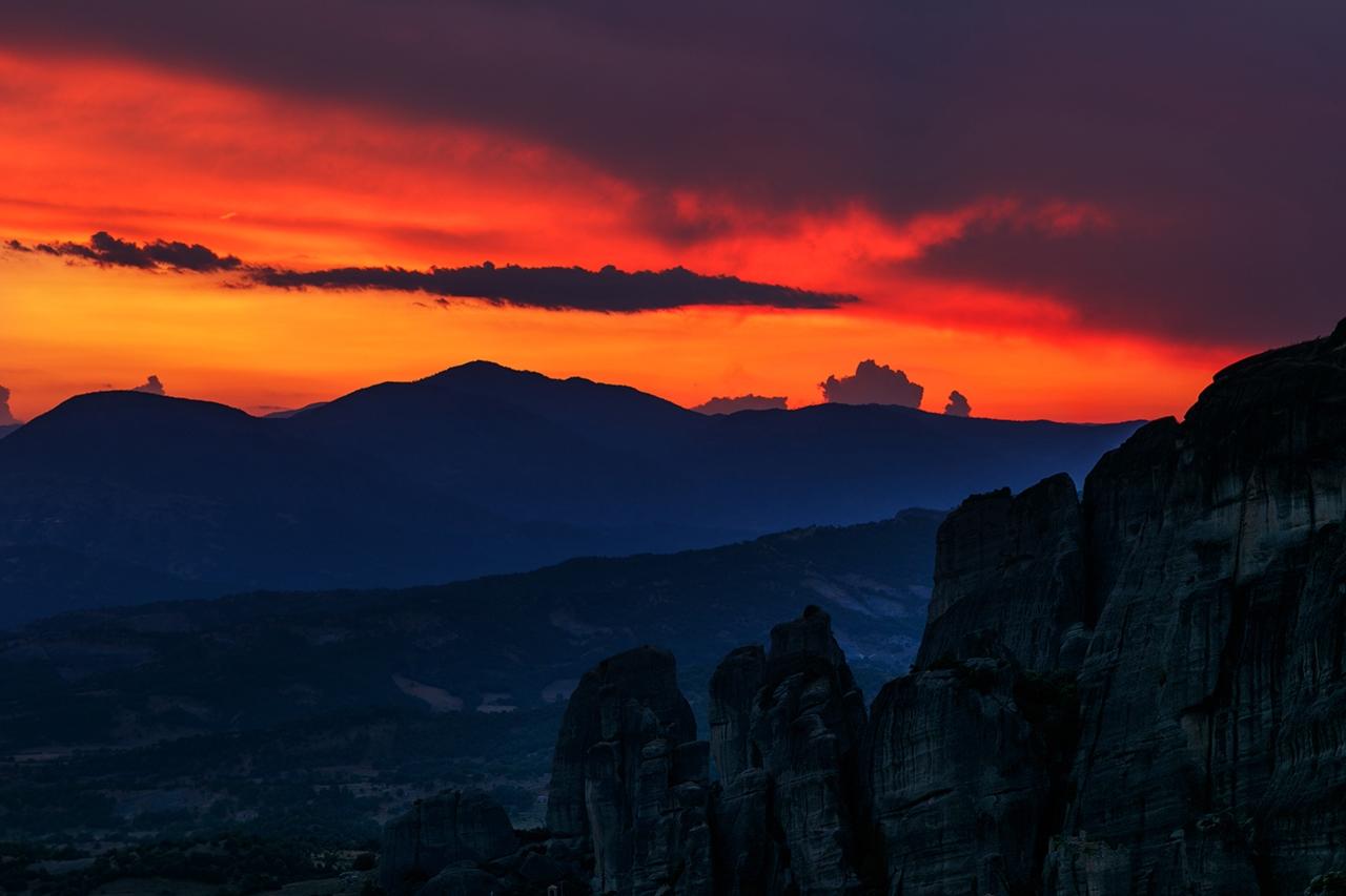 Greek Meteora 16