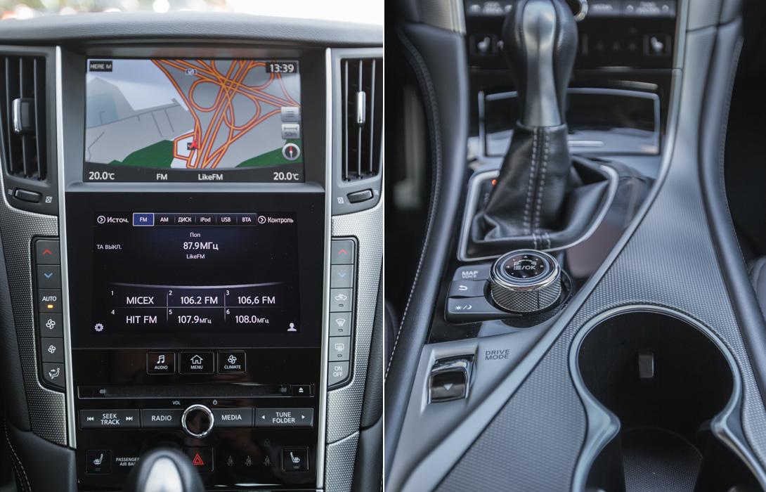 Infiniti Q50 Hybrid 09
