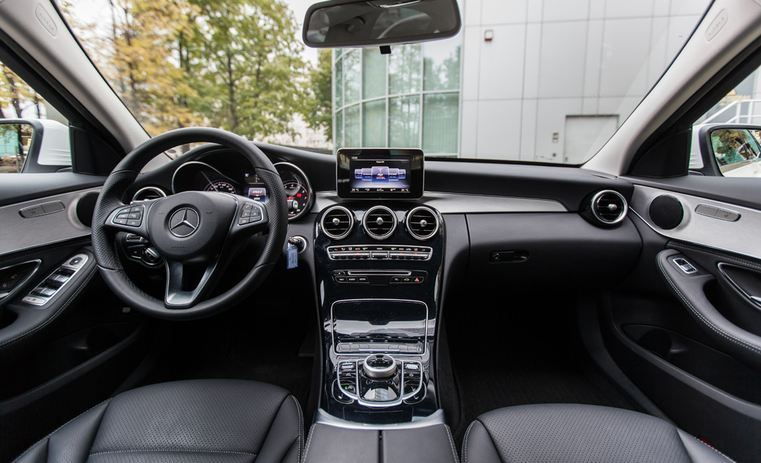 Mercedes C-Class 2015_02