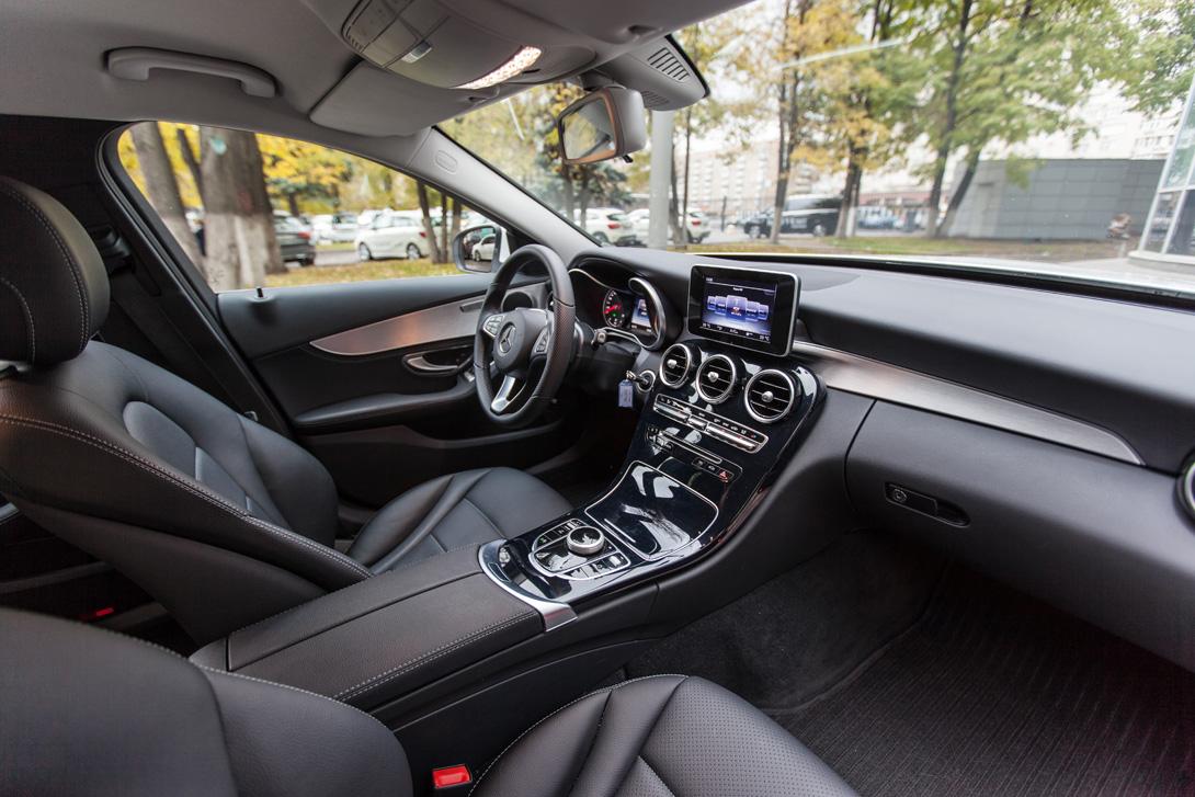 Mercedes C-Class 2015_03