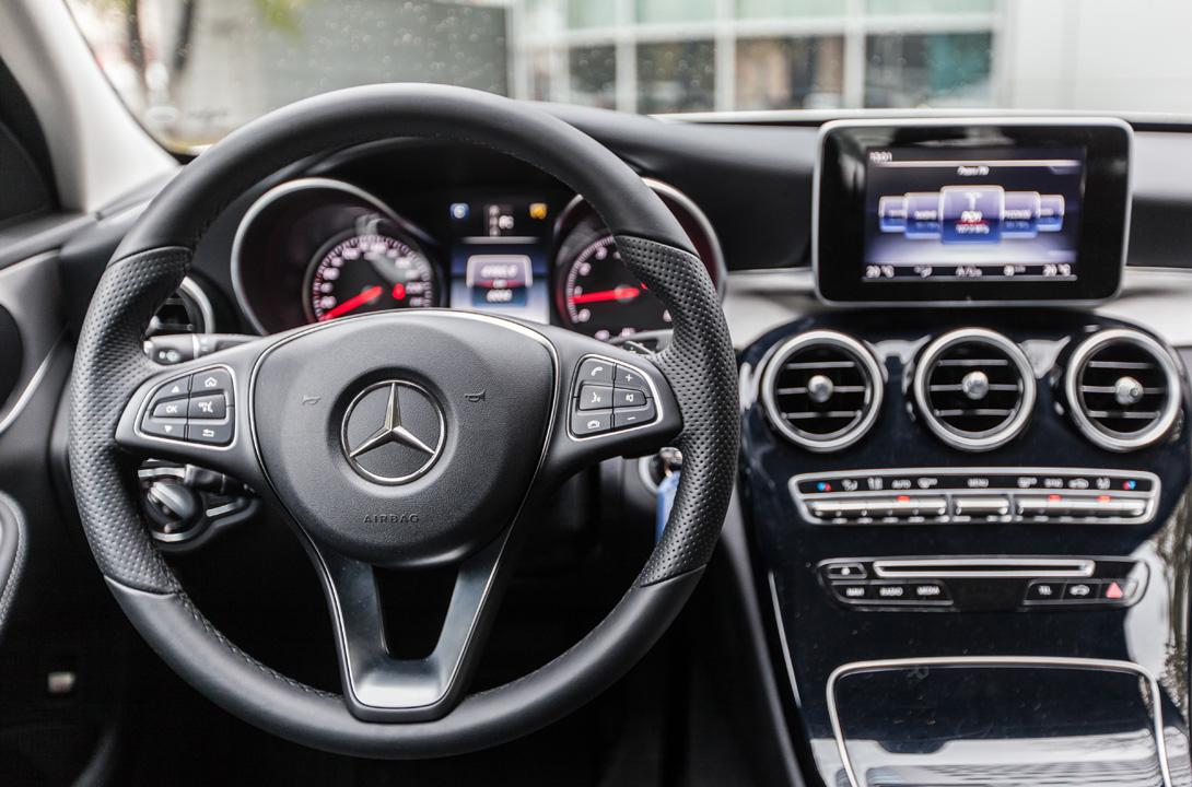 Mercedes C-Class 2015_04