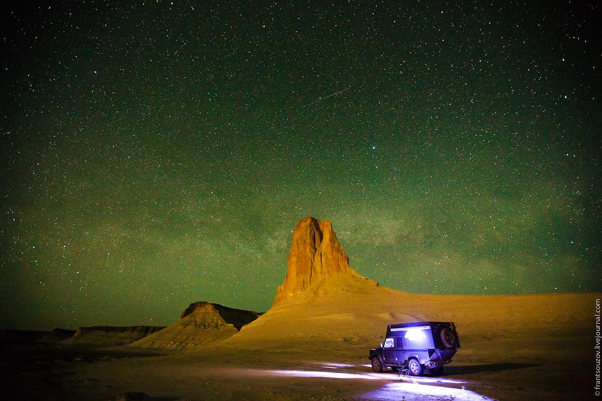 Млечный Путь на Босжире