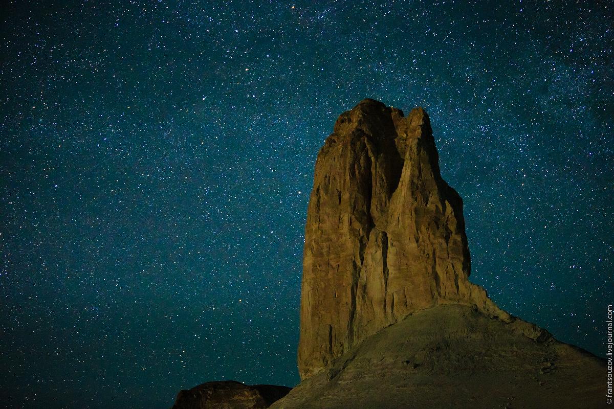 Milky Way on Bosire 09