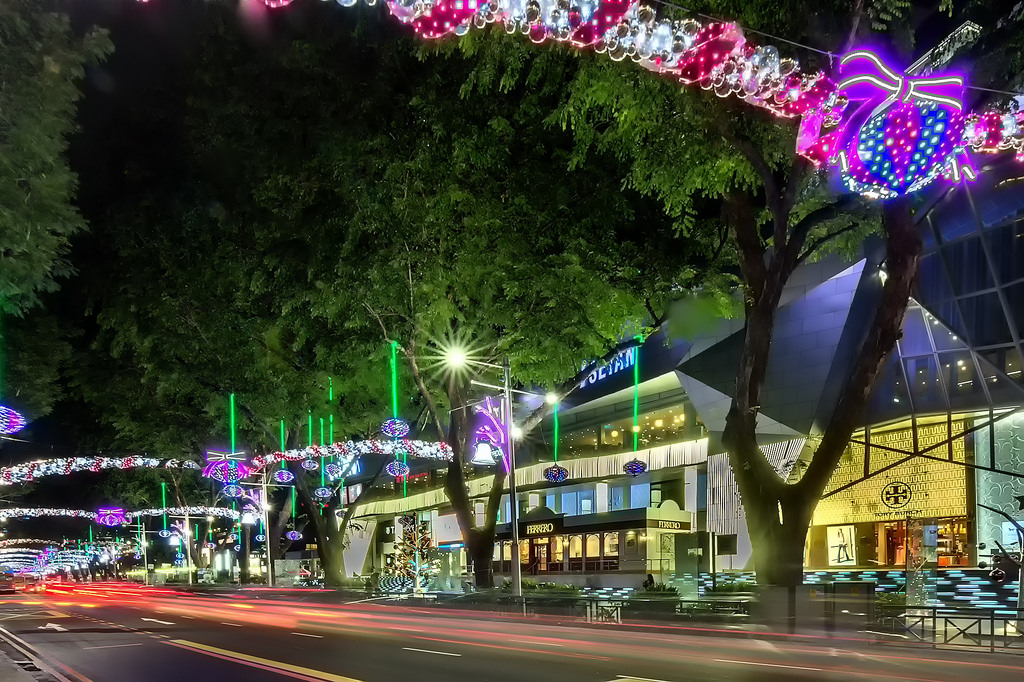 Orchard Road Christmas and New Year 10