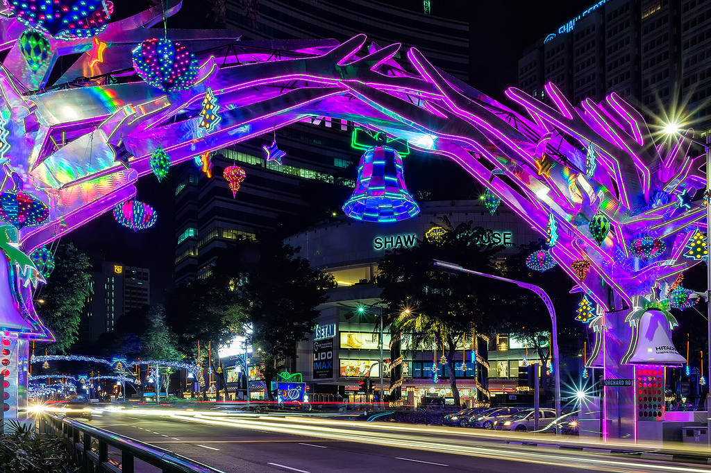 Orchard Road Christmas and New Year 11