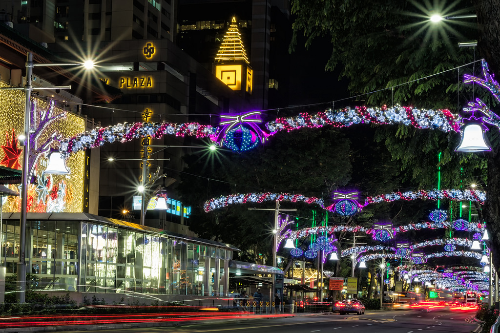 Orchard Road Christmas and New Year 12