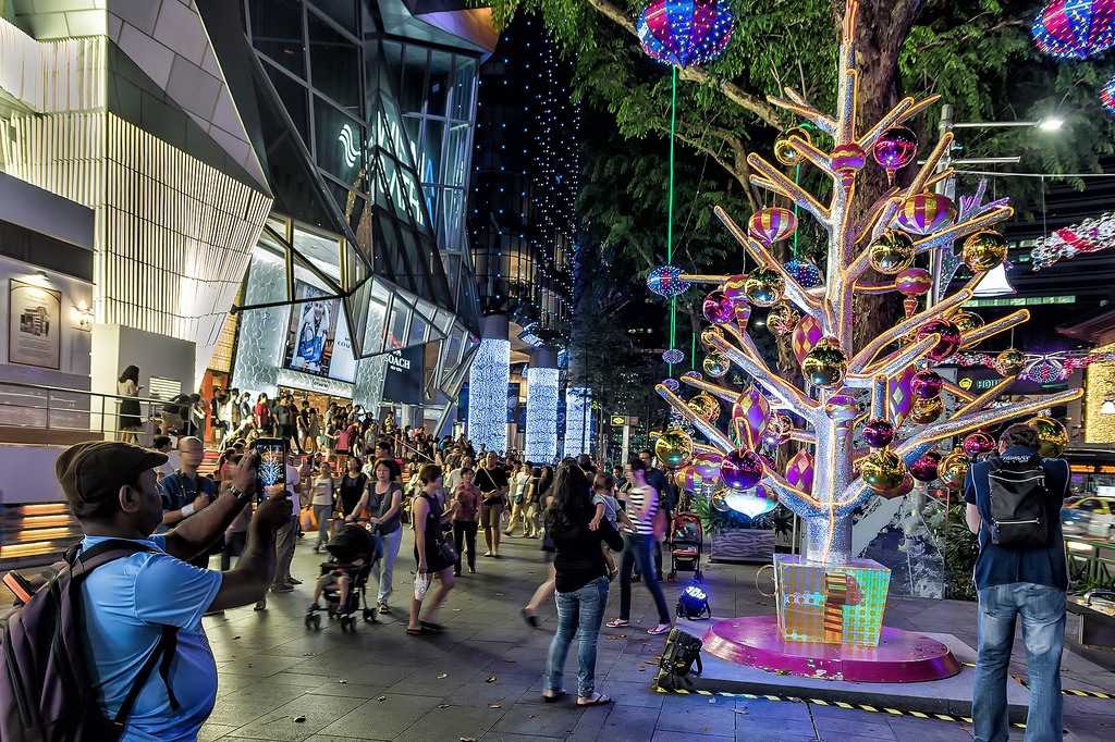 Orchard Road Christmas and New Year 16