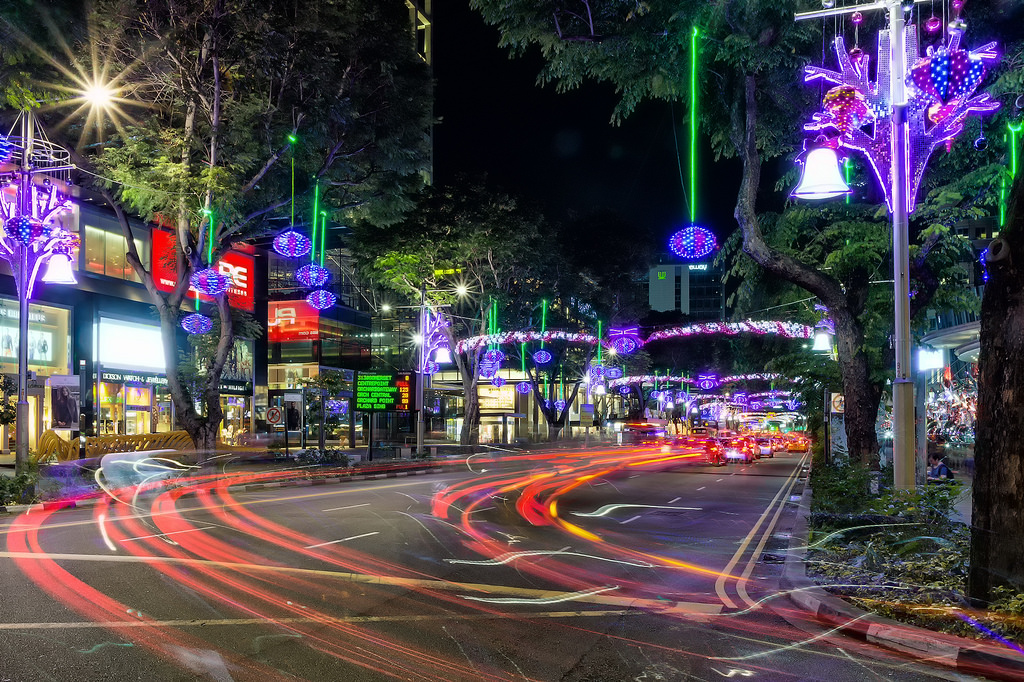 Orchard Road Christmas and New Year 23