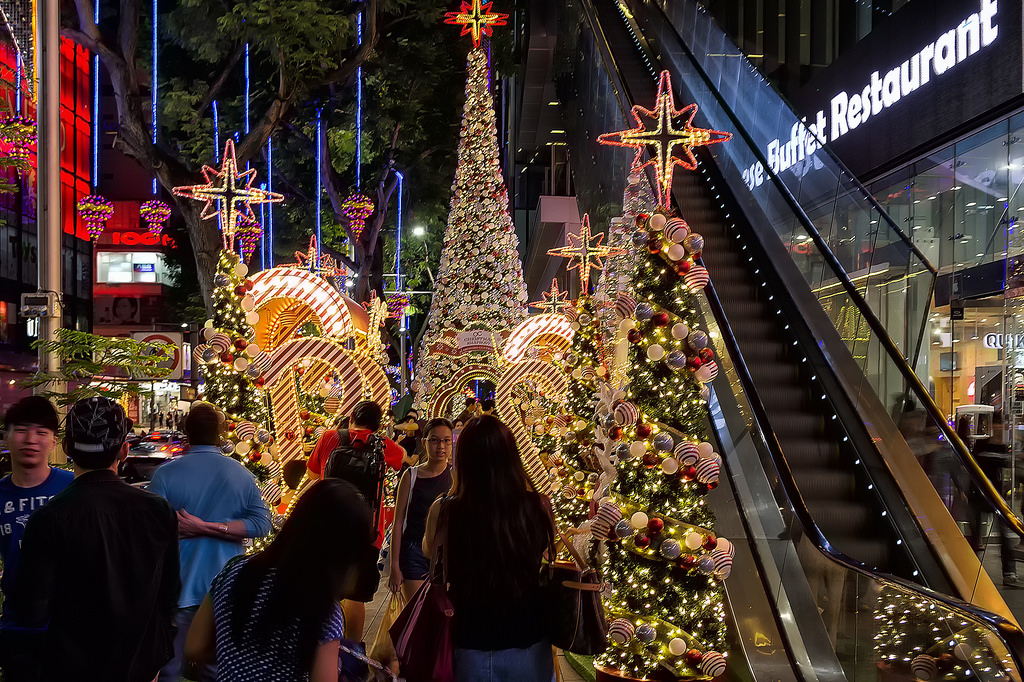 Orchard Road Christmas and New Year 35