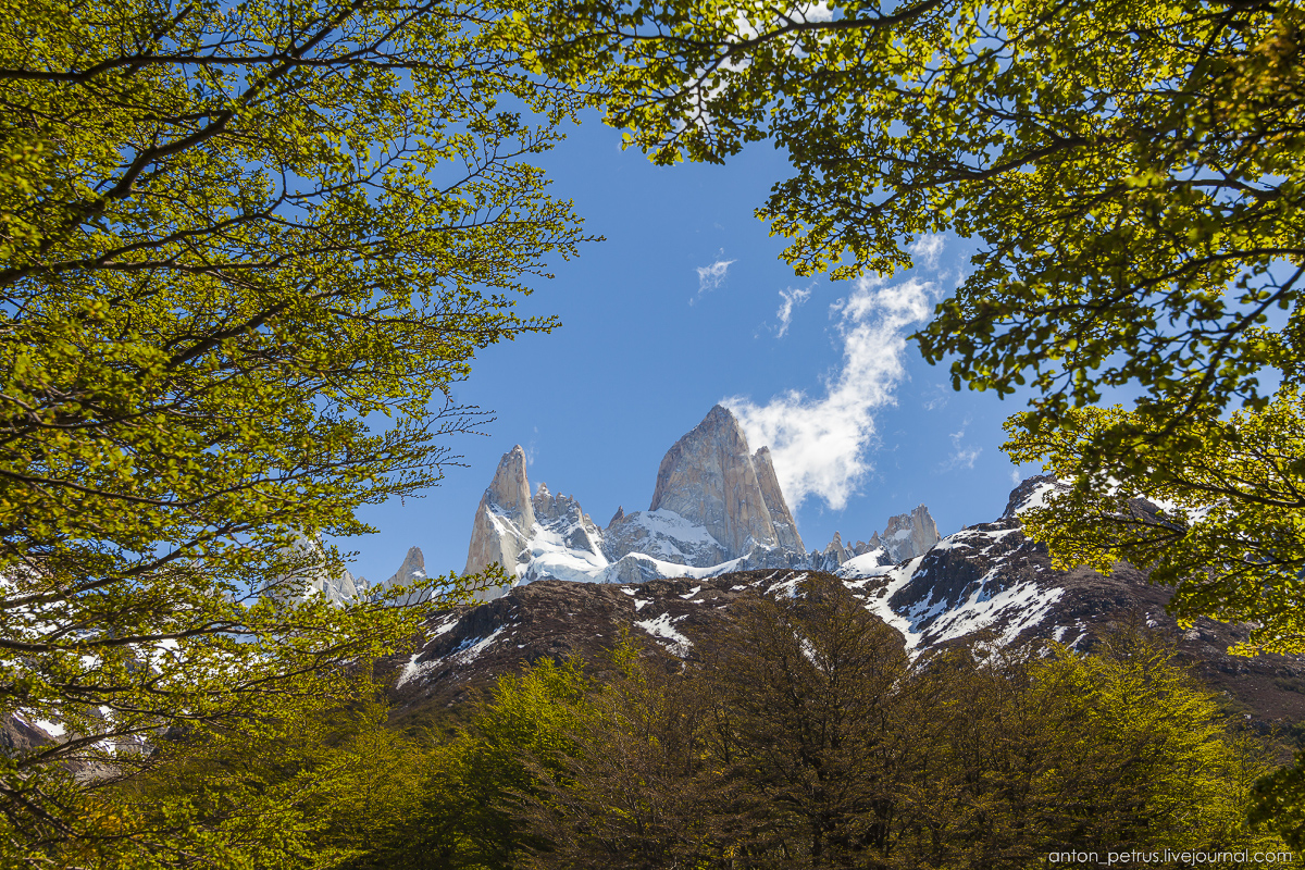 Patagonia. The most beautiful track in the world 08