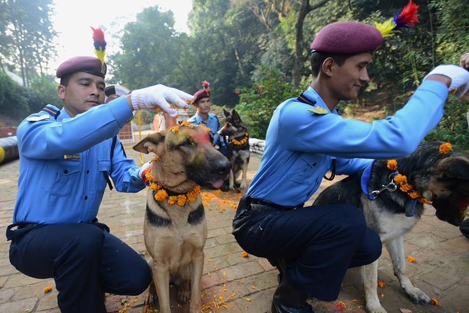 Police in Kathmandu 04