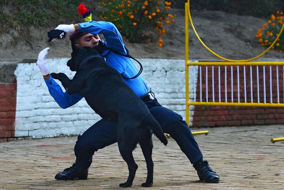 Police in Kathmandu 06