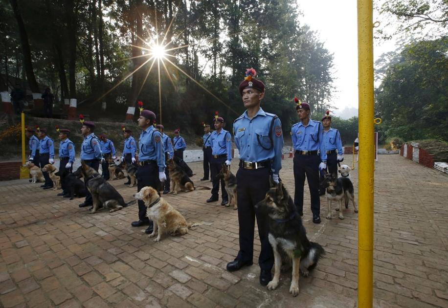 Police in Kathmandu 07