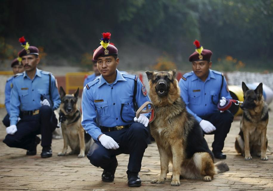 Police in Kathmandu 08