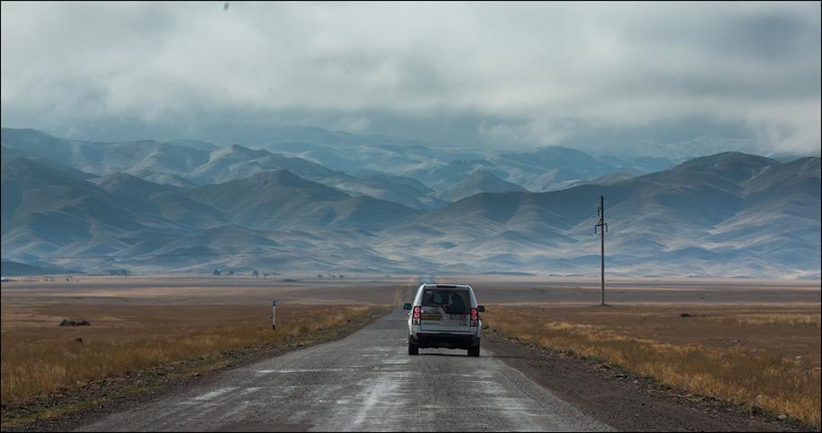 Postcard Of Kazakhstan 06