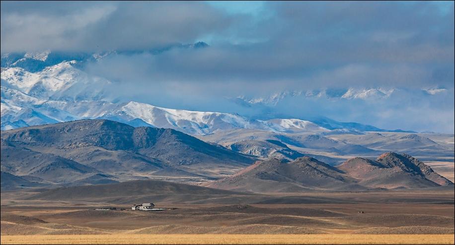 Postcard Of Kazakhstan 07