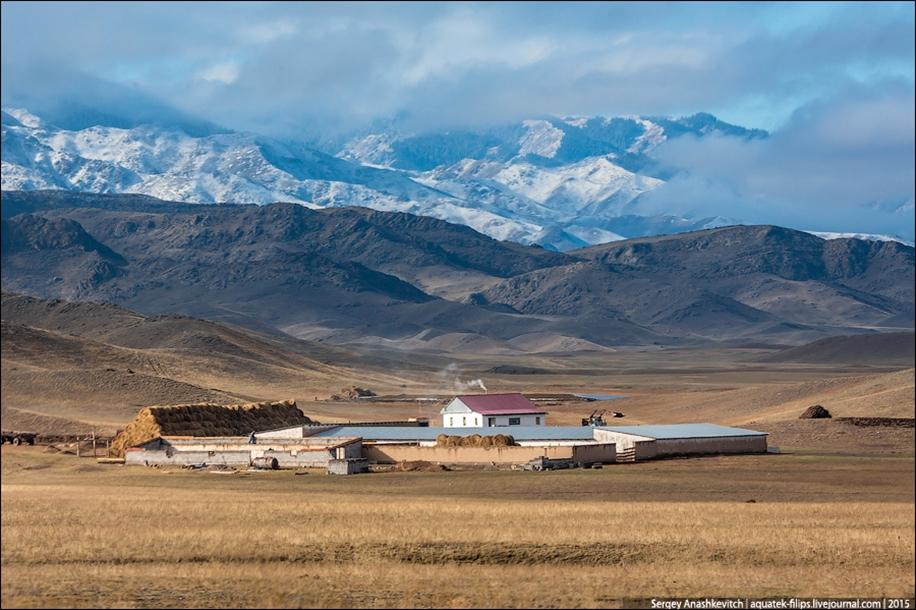 Postcard Of Kazakhstan 08