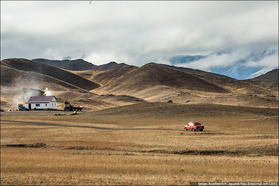 Postcard Of Kazakhstan 09