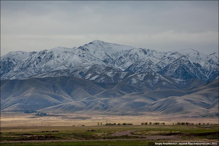 Postcard Of Kazakhstan 21