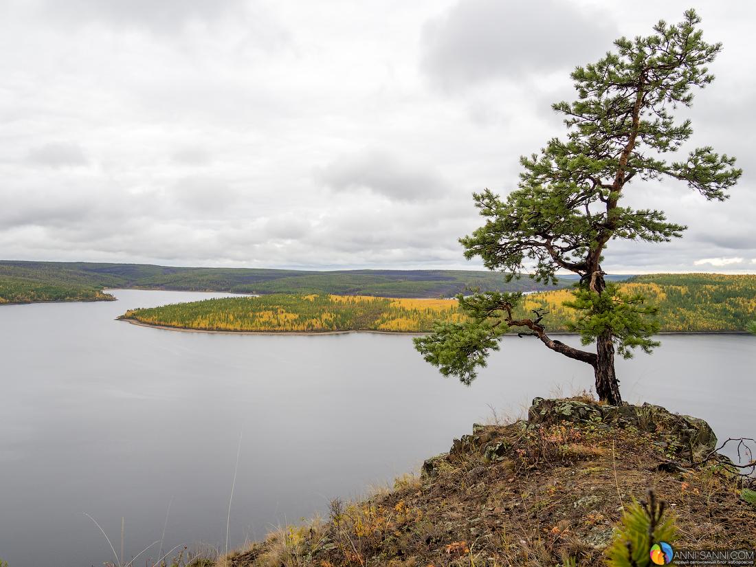 Вилюйское водохранилище, Якутия
