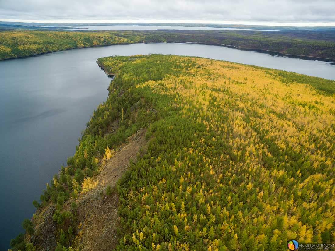 Reservoir Vilyuy, Yakutia 02